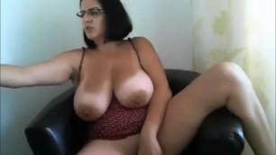 Huge Tan Line Tits