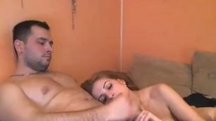 Amateur Webcam Couple Blowjob Sex Cam Stream