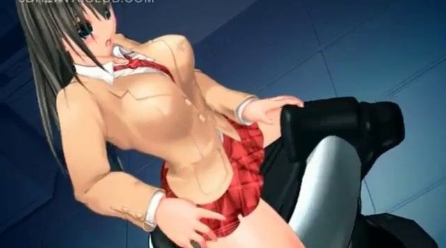 Hentai Sex Slave Gets Double Fucked In 3d Amine manga big tits and bdsm