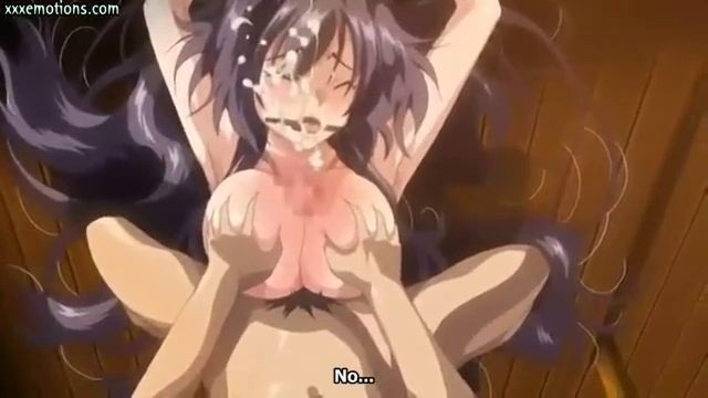 Anime hentai blowjob