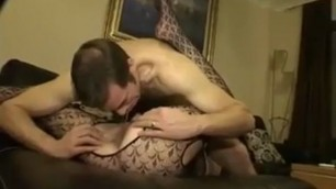 Homemade girl slut Dominica wife filmed sex vagina a younger guy