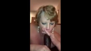 Cheating mature never best blowjobs hubby this way