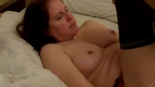 My bitch wife having sex with another