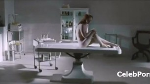 Christina Ricci completely nude video celeb