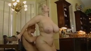 Nasty horny bbw reality orgasm