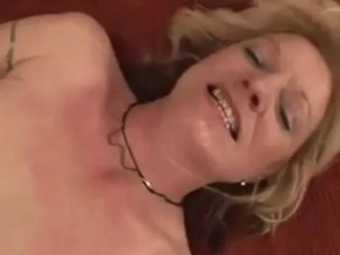Blonde pussy slutty milf bbc granny