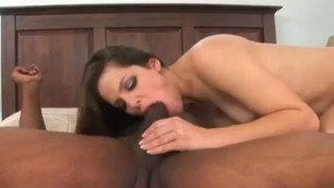 Bobbi star flirt takes the black in all three holes best mature women