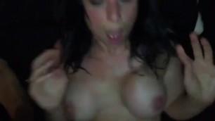 Interracial huge cock carol likes perfect ass to mouth cum on the face
