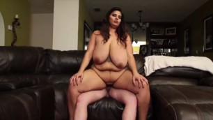 Slutty bitch with fluffy belly naked whores
