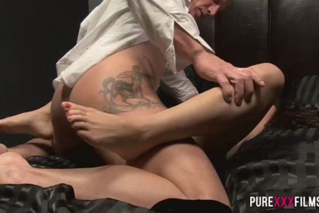 Step Sister Jerks Step Brother