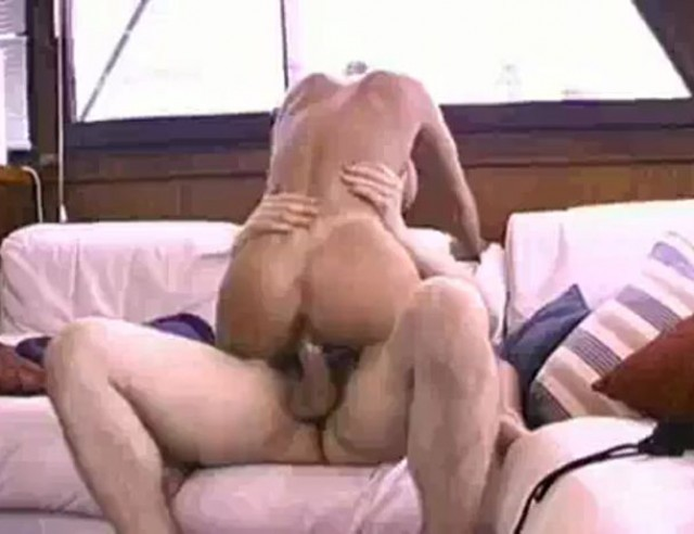 Blonde pussy Sylvia slutty milf has sex on a boat