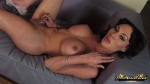 Mia isabella has huge cock