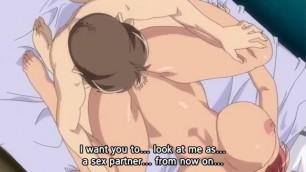 Huge tits hentai porn