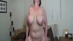 First time slutty milf gives it all