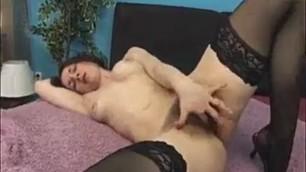 Horny amalia hairy pussies
