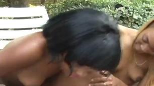 Hip hop ebony young lesbians orgy