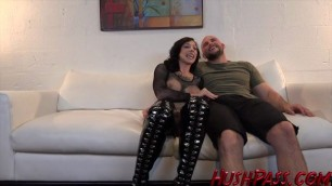 Prfect harlow harrison gets sex with a massive white dick