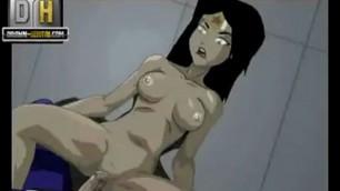 Justice league porn parody wonder woman