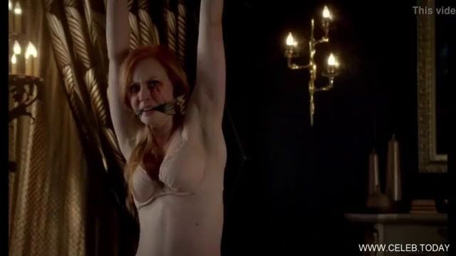Deborah ann woll tortured naked true blood