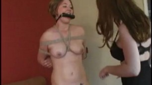 Bdsm Young Lesbians Kara And Chastity Belt