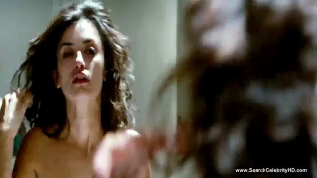 Hot penelope cruz naked broken embraces