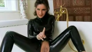 Catsuit bitches janet bostero