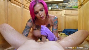 One In The Pink Under The Sink Anna Bell Peaks Fucking Your Wife Porn