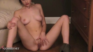 Sissy Vicktoria Grantham Shyly Gets Nude And Shows Us The Goods