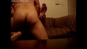 Cheating on hubby with a huge young huge cock