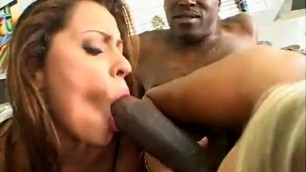 French judy star and russian sluts attack the huge black bastard