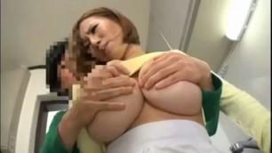 Ruri saijo huge tits japanese