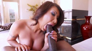 August Taylor 1st Interracial Her 34fs Are No Match For Lexs Big Black Cock Free Adult Sexy