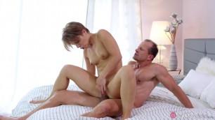 Sasha Zima Intimate Creampie For Slut Milf