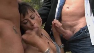 cecilia vega dp in the forest