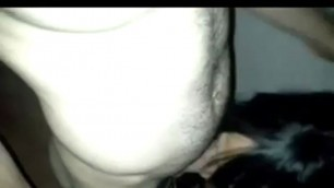 turkish shemale Hack in the ass and insert a dick between the tits