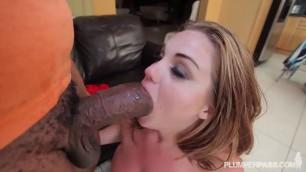 Mazzaratie Monica Big Butt Ahoy With a black man fucked
