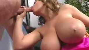 Marvelous Jessica Rizzo Big Juggs and Deep Anal Fuck
