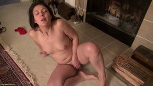 Penny Prite Naked and demonstrates his plump body Solo 3