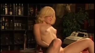 Cassidy Clay Orgy in the bar REVERSE BUKKAKE 10 Scene 3