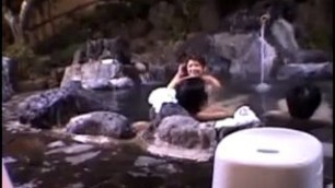 Hardcore double penetration in hot group sex outdoor